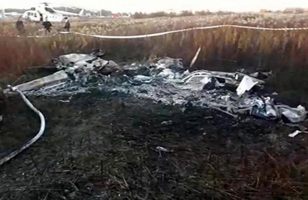 Раскрыта личность погибшей прикрушении самолета сведущим НТВженщины