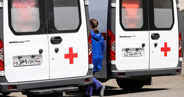 Курганского врача нестали лечить отCOVID вбольнице