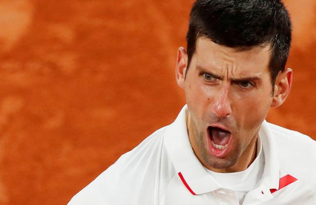 Джокович одолел Карреньо-Бусту ивышел вполуфинал «Ролан Гаррос», гдесыграет сЦиципасом