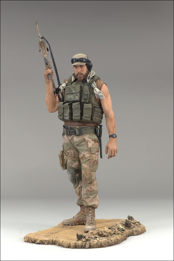 Mcfarlane toys military soldiers