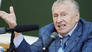 Жириновский захотел получить 80процентов Украины