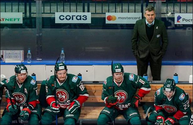 Квартальнов против ФХРитехничных хоккеистов, дубль Воронкова наЕХТиКовальчук в«Авангарде»