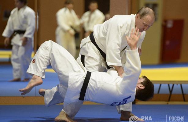 Какспорт сформировал Путина