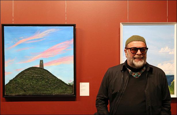 ВПетербурге открывается выставка рисунков Бориса Гребенщикова