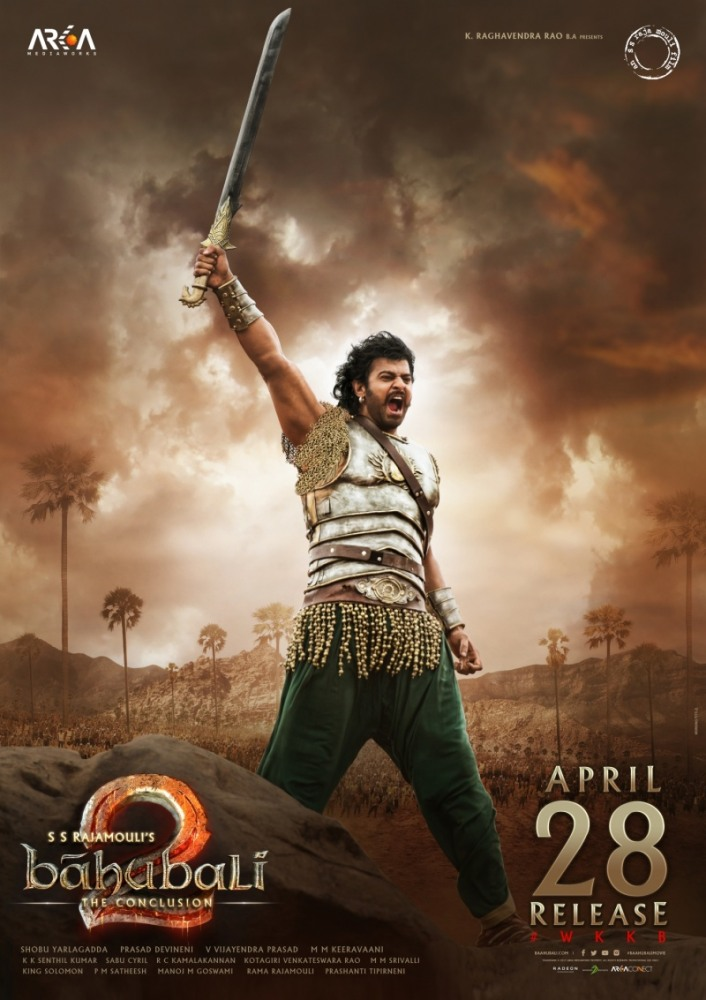 Bahubali 2 The Conclusion 2017 Official Trailer 720p HD