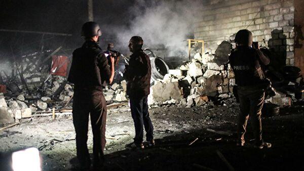 ВКарабахе заявили о36погибших военных засутки
