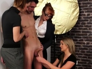 Archive hand job video