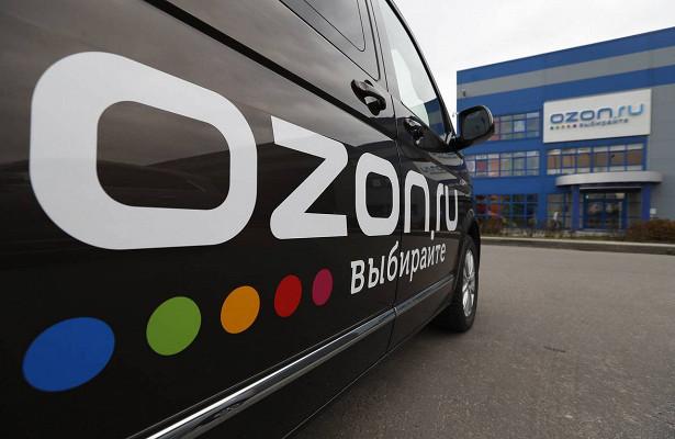 Ozon запустит врегионах сервис быстрой доставки продуктов