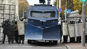 Вдействиях протестующих вМинске заподозрили терроризм