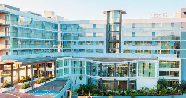 Новый отель NissiBlu 5* создаст идеальные условия дляотдыха