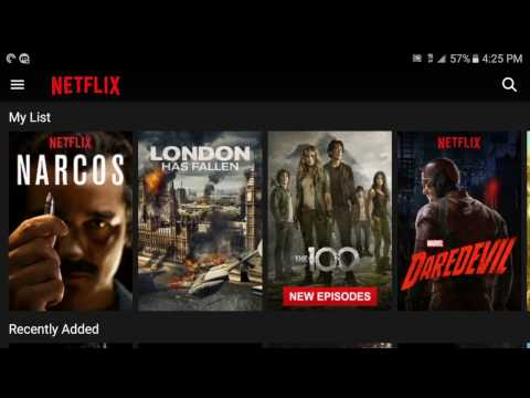 Download Netflix VR iPhoneAndroid - Install Netflix