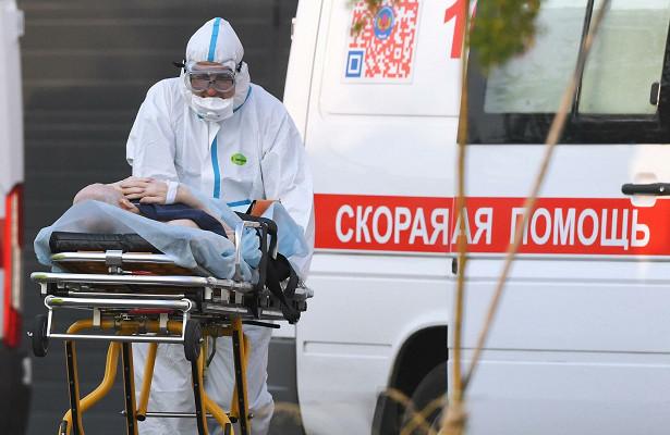 Россиянин заразился коронавирусом иумер вКрыму