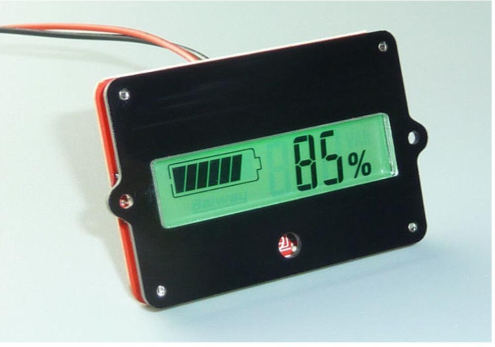Индикатор заряда аккумулятора купить на алиэкспресс