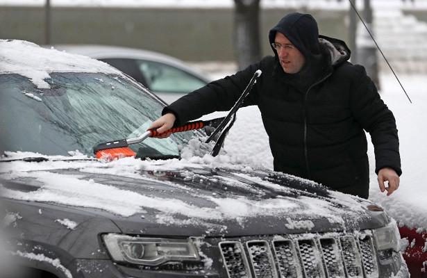 Названы убивающие машину зимние ошибки