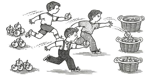 как научиться вязанию крючком детям