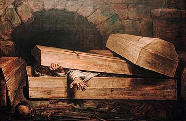 Какмогут «ожить» покойники