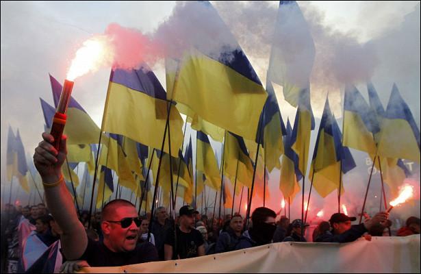 Украинских учителей накажут заВеликую Отечественную войну