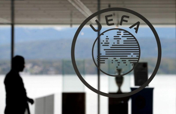УЕФА призвали разрешить матчи России иУкраины