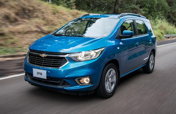Брат Кобальта: дебютировал стандартный компактвэн Chevrolet Spin-2019
