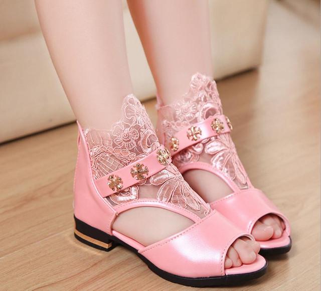 Детские туфли для девочек на каблуках 11 лет