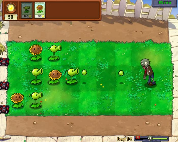 Free Full Plants vs Zombies Games Download