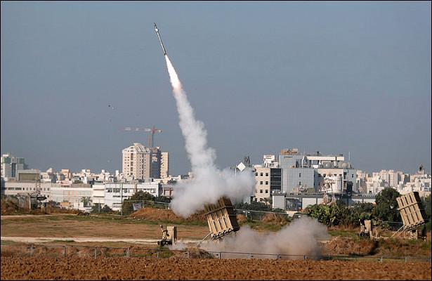 Дверакеты выпущены поИзраилю изсектора Газа