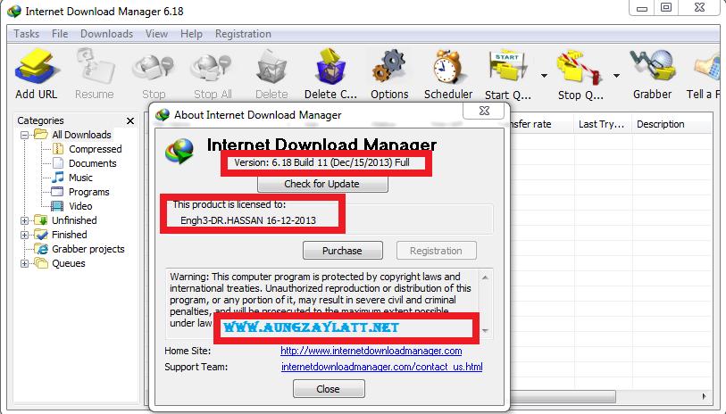Internet Download Manager 618 Build 12 Full+Crack