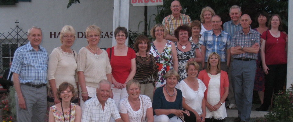 Over 40 dating group