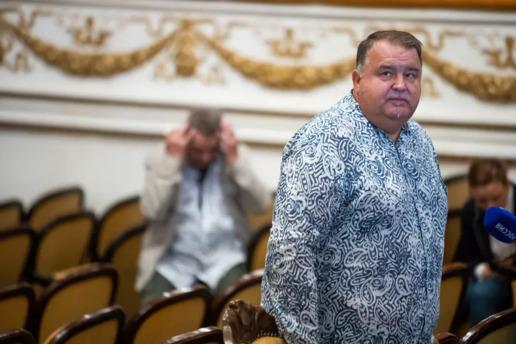 Скончался худрук Калининградского драмтеатра Михаил Андреев