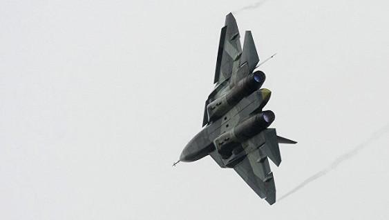 В 2018-ом  в РФ  начнут массово производить истребители Т-50