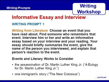 Write my essay about reading and writing