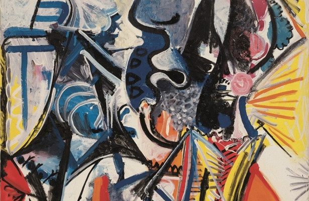 ВМоскве покажут работы Пикассо иУорхола