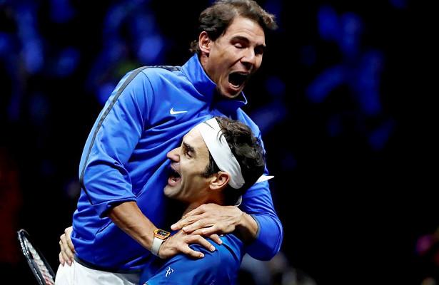 Теннис. Кубок Лэйвера: Европа победила остальной мир