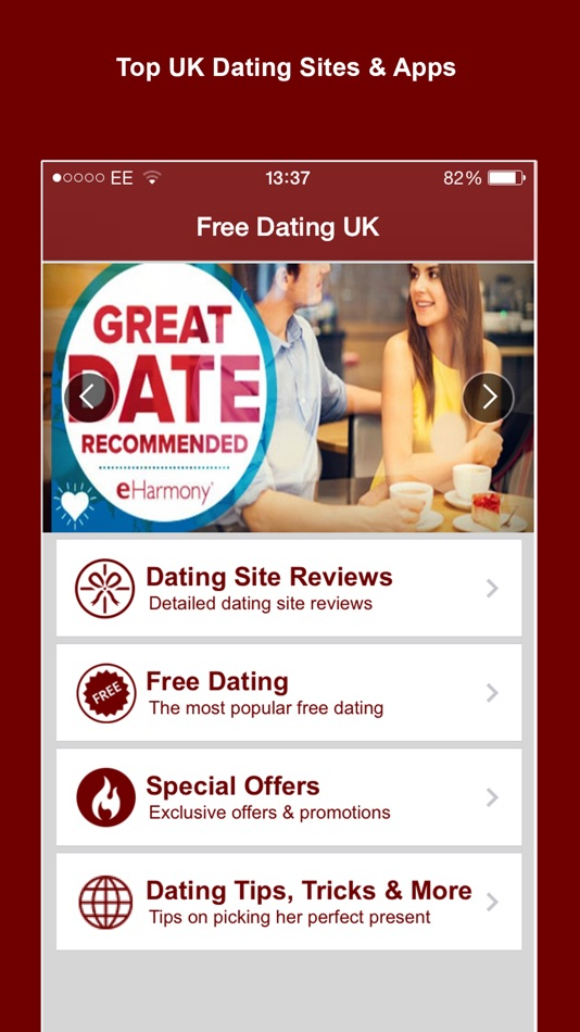 The best dating app uk