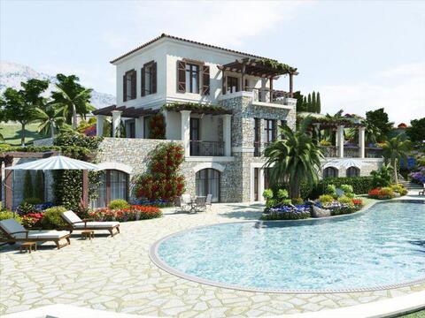 Частный дом в остров Ханья