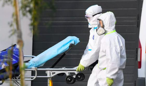 ВМоскве выявили более 6000 новых случаев коронавируса