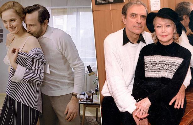 Самые яркие звездные пары советского времени