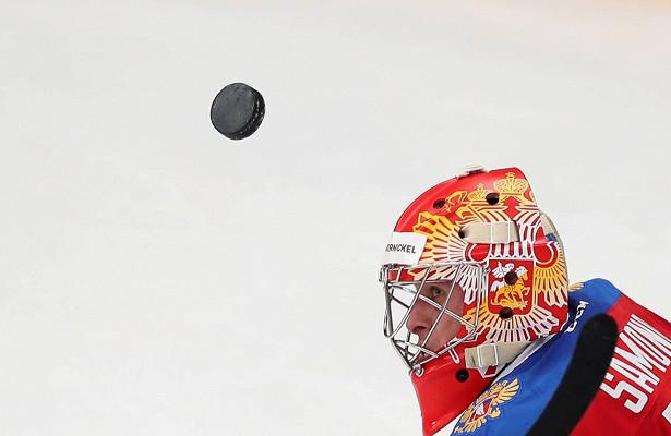 Россия обыграла Финляндию наШведских играх