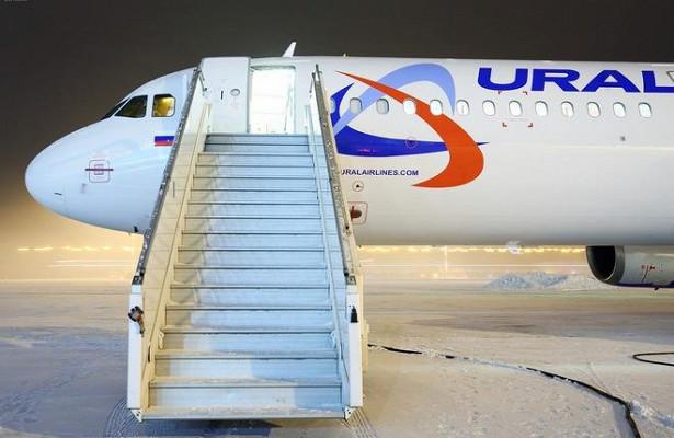 Авиакомпания «Уральские авиалинии» получила 51-йсамолет
