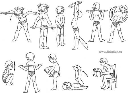 гимнастикс для детей в ростове