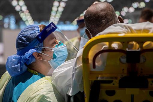 ВОЗназвала число выявленных случаев коронавируса засутки