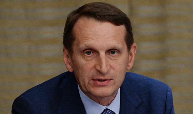 Нарышкина возмутили новые украинские учебники