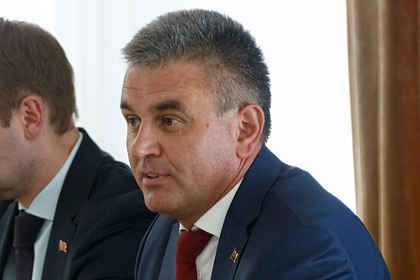 Президент Приднестровья проголосовал навыборах вГосдуму
