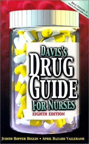 DavisPlus - Davis's Drug Guide for Nurses + Resource Kit