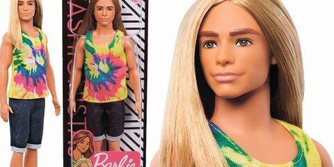 Вкукле Кена сдлинными волосами усмотрели пропаганду гомосексуализма