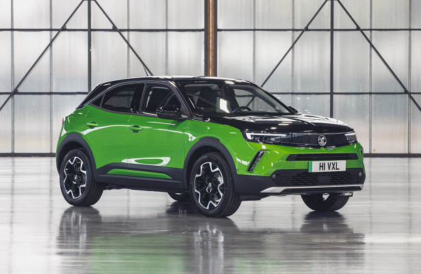Opel Mokka-eVXR/OPCподтверждены к2022 году