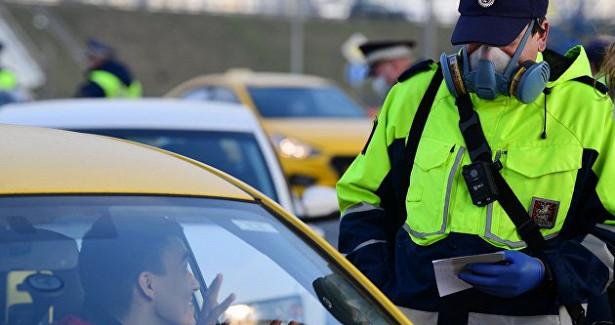 Новые штрафы дляавтомобилистов появятся в2021 году