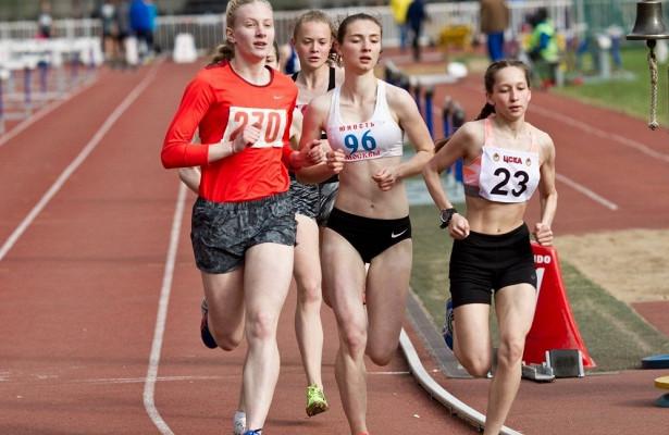 Вфинале первенства Москвы полегкой атлетике спортсмены «Самбо-70» завоевали 15медалей