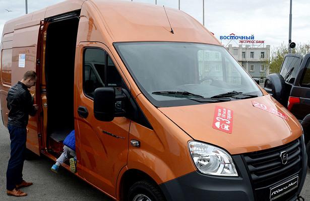 Продажи LCV«ГАЗ» в2020 году снизились на20%