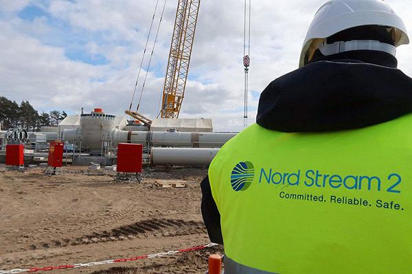 ВБритании предложили ввести санкции против «Северного потока— 2»